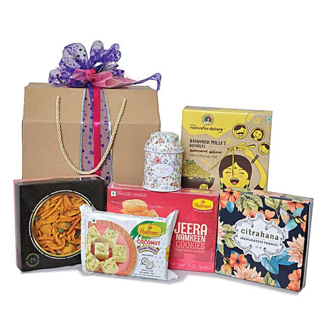 Deepawali Vegan Treats Hamper:Hari Raya Gifts to Malaysia