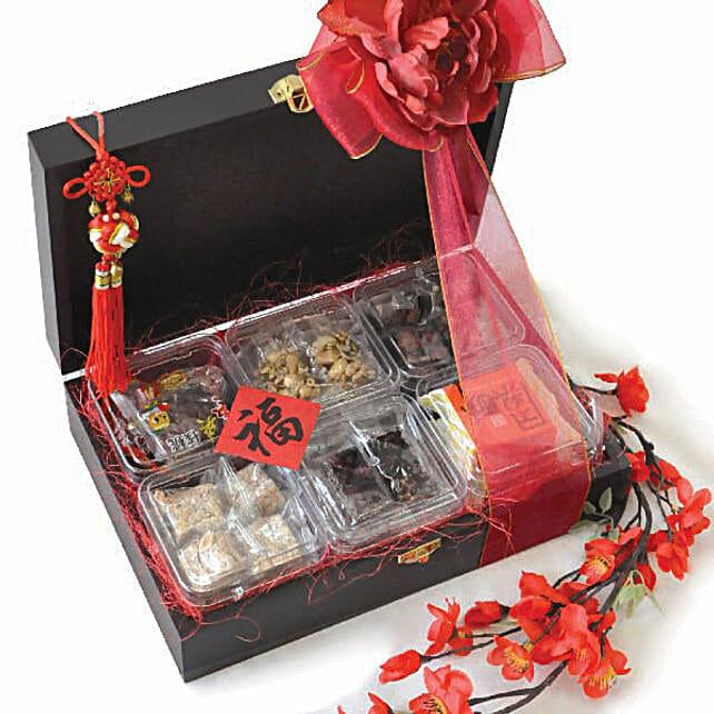 Virtuous Oriental Treasure Box