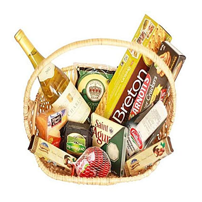 Celebratory Gourmet:Gift Baskets to Mauritius