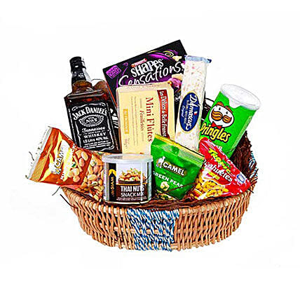For The Good Times Ahead:Gift Basket Delivery in Mauritius