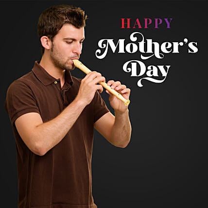 Melodious Musical Tunes For Mom:Send Mothers Day Gifts to Mauritius