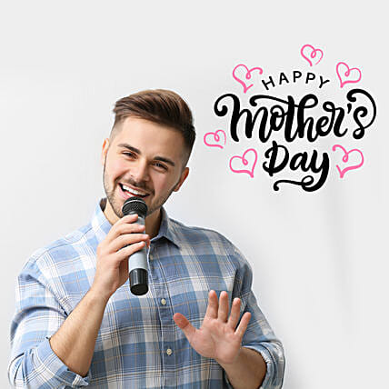 Mom Special Personalised Poetry On Video Call:Send Mothers Day Gifts to Mauritius