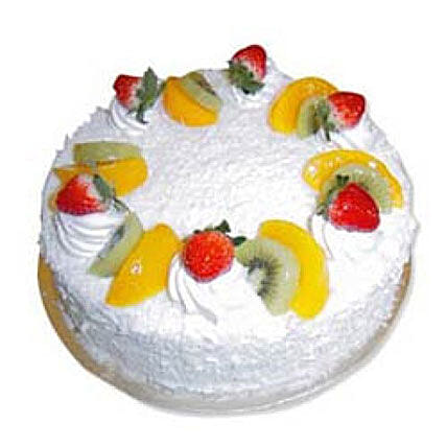 The Fruit Cake Delight