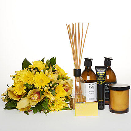 For A Fragrant Home