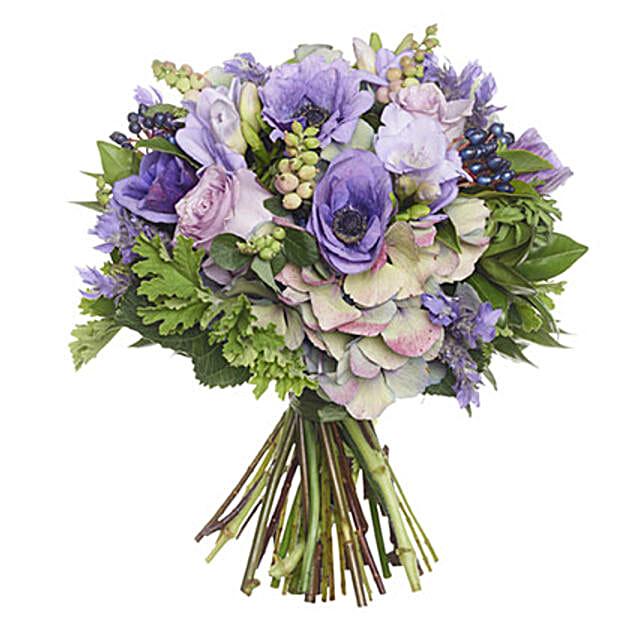 Lush Lavender Posy