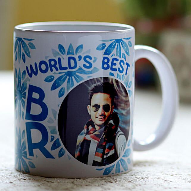Online Best Bro Mug:Send Bhai-Dooj Gifts to New Zealand