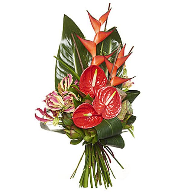 Ravishing Red Bouquet