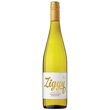 Ziggy Pinot Gris:New Arrival Gifts New Zealand