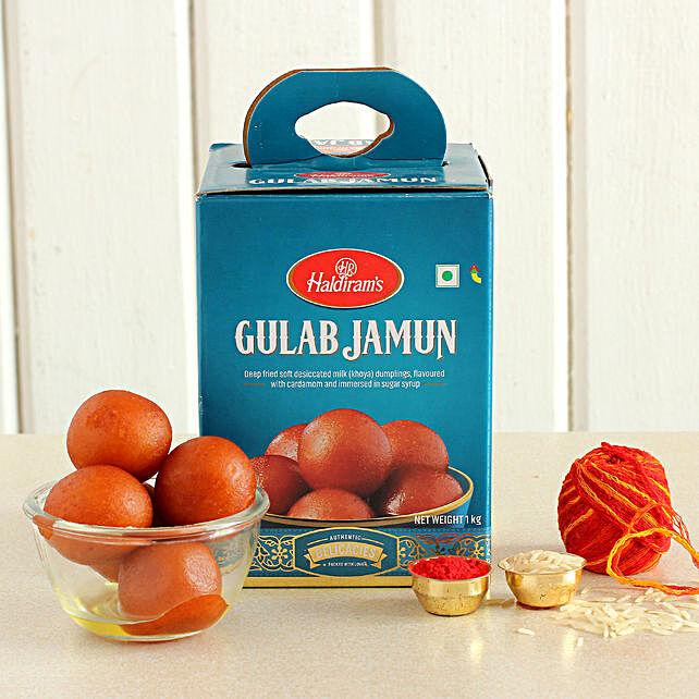 Bhai Dooj Special Gulab Jamun Combo