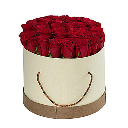 Spellbinding Red Roses Box OM