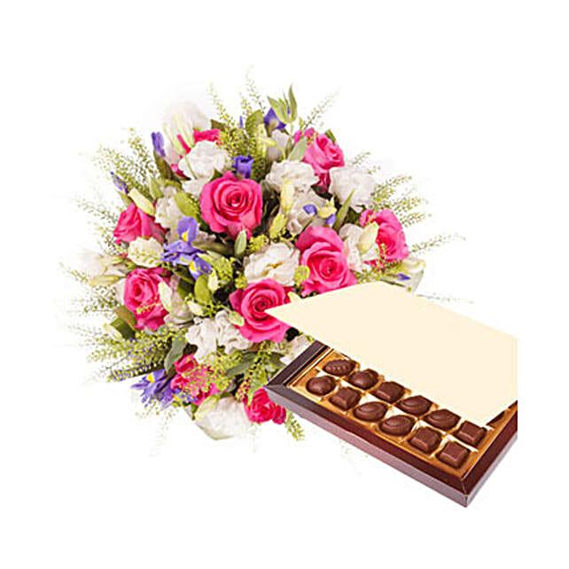 Princess Pink with Chocolates