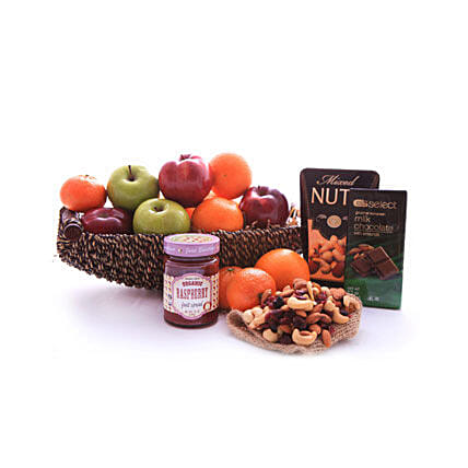 Sweet Fruits:Eid Gift Delivery in Oman