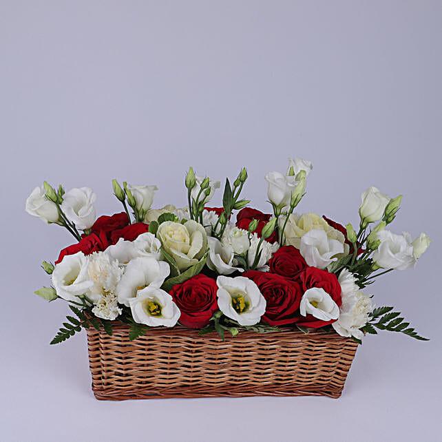 Basket Of Royal Love