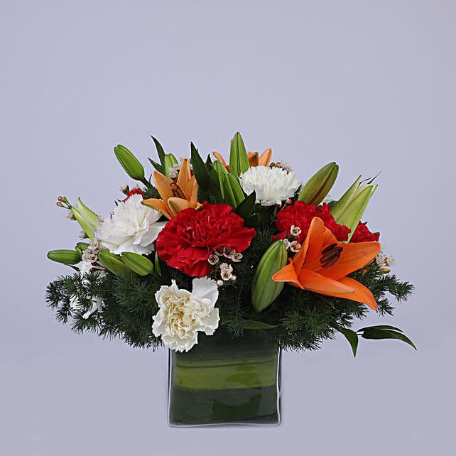 Floral Grandeur