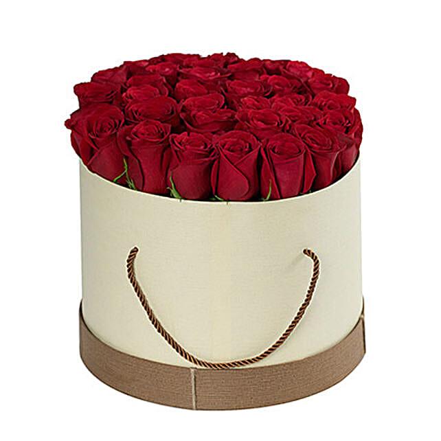 Spellbinding Red Roses Box OM