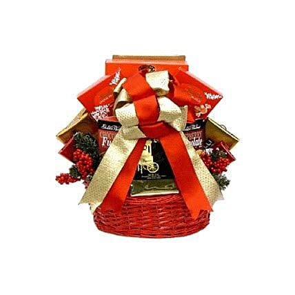 Chocolate Heaven:Gift Baskets to Philippines