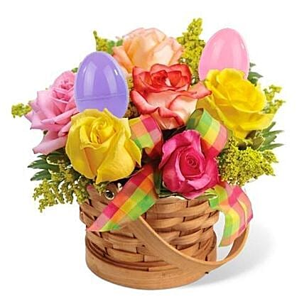Easter Egg Bouquet:Send Gift Delivery to Philippines