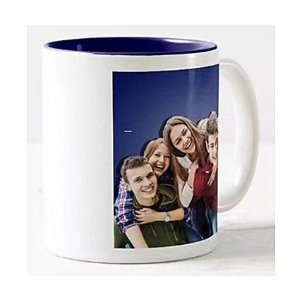 Greet With Personalized Mug