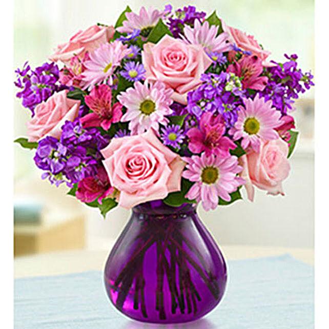 Lavish Purple