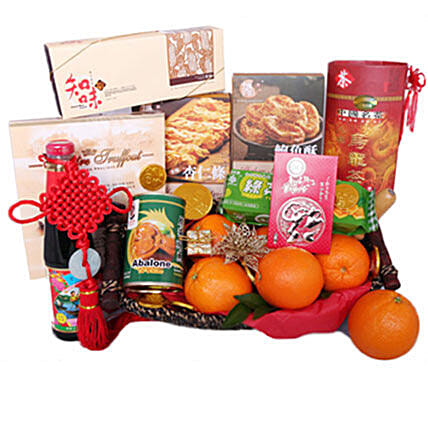 Luxurious Hamper:Grandparents Day Gifts to Philippines