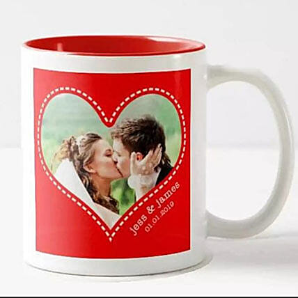 Romantic Personalized Mug