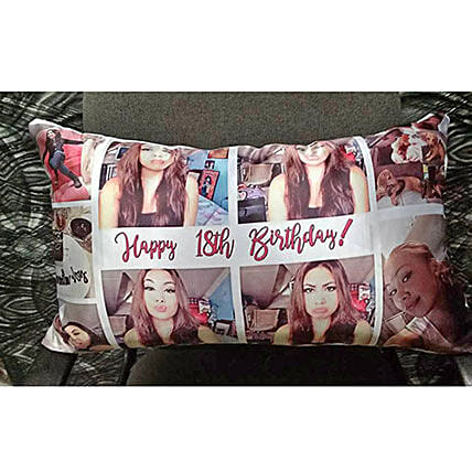 Stunning Personalized Pillow