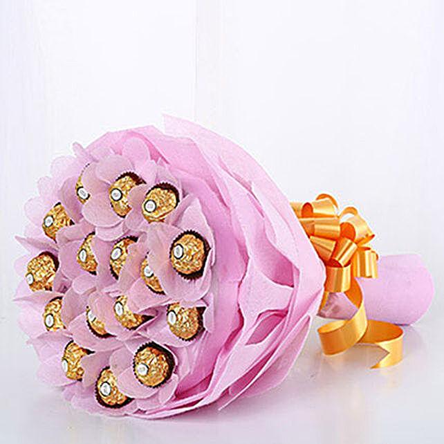 Luxury Ferrero Bouquet
