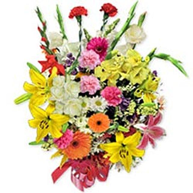 Deluxe Seasonal Bouquet-pol