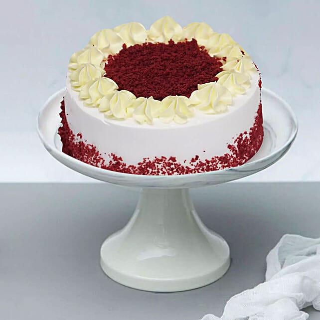 Creamy Red Velvet Cake