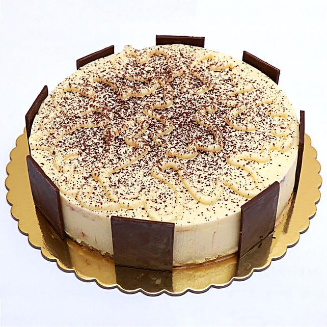 Delectable Super Tiramisu Cake