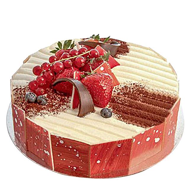 Delightful Vanilla Cake:Send Easter Gifts to Qatar