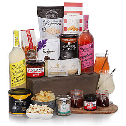 For All The Office Hamper