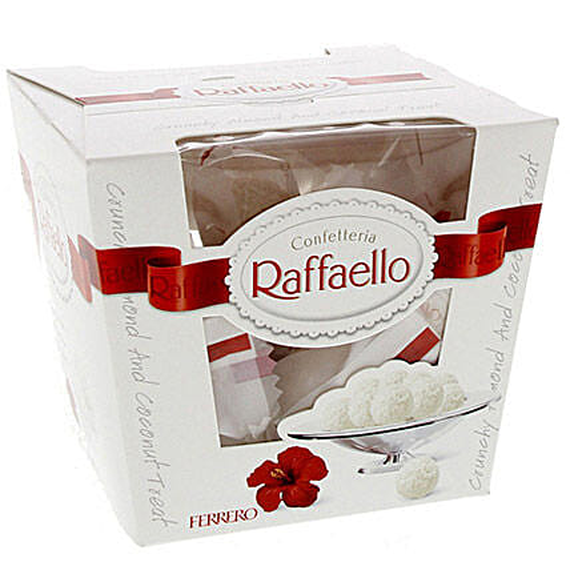Joy of Ferrero Raffaello