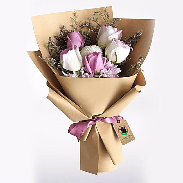 floral bouquet online:Send Birthday Gifts to Qatar