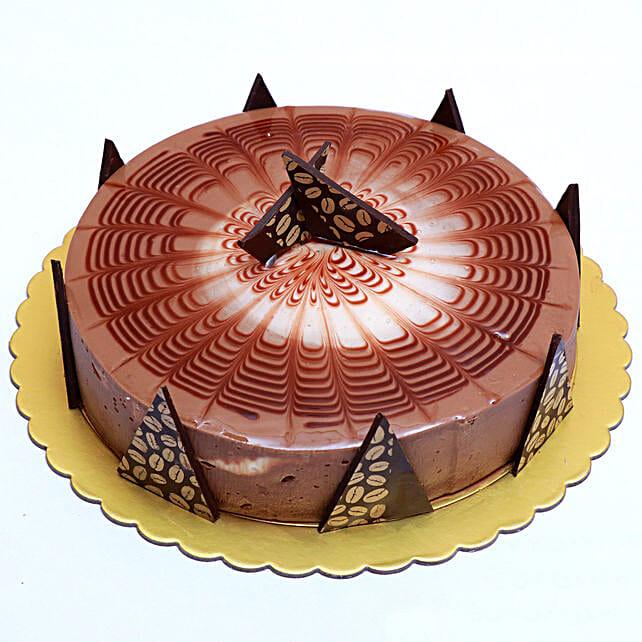 Rich Cappuccino Cake