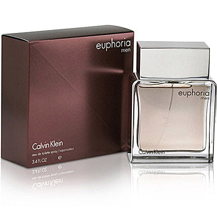Euphoria By Calvin Klein For Men Edt:New Arrival Gifts Qatar