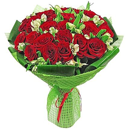 Delightful Flower Bunch:Gift Delivery in Russia