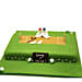 Heavenly Delights Cricket Cake 4kg Pineapple Eggless