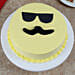 Cool Dad Emoji Cream Cake Chocolate Cake 2kg Eggless