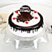 Happy Diwali Black Forest Cake Half Kg
