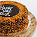 Delicious New Year Vanilla Cake- 1 Kg Eggless