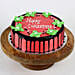 Mistletoe Christmas Chocolate Cake- 1 Kg