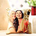 Mom n Me Personalized Cushion