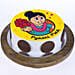 Pyaari Maa Pineapple Photo Cake- 1 Kg