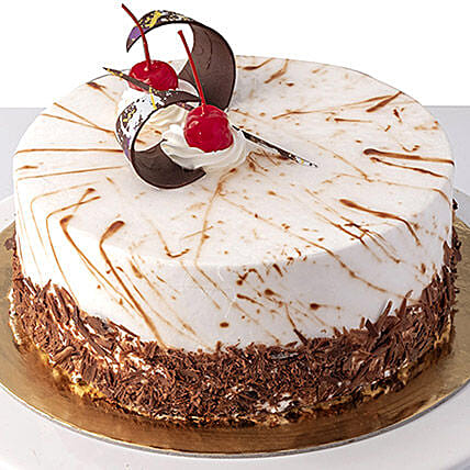 4 Portions Black Forest Cake:Cake Delivery in Saudi Arabia