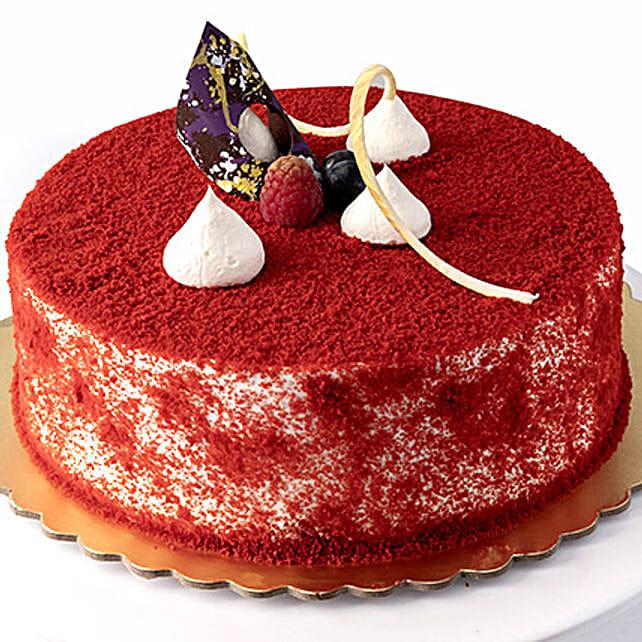 Red Velvety Cake:Cake Delivery in Saudi Arabia