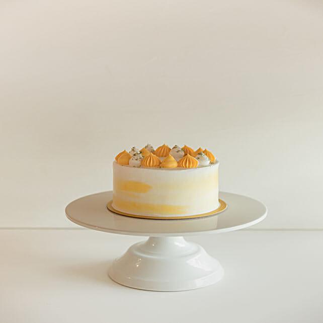 5in Round Vanilla Pound Cake:Birthday Cake Delivery in Singapore