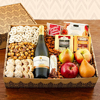 Chardonnay White Wine Hamper