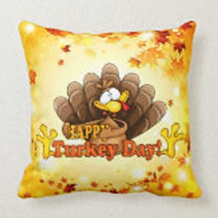 Happy and Blessed Thanksgiving:Send Cushion to Singapore