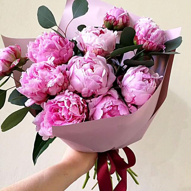 Precious Peonies Bouquet